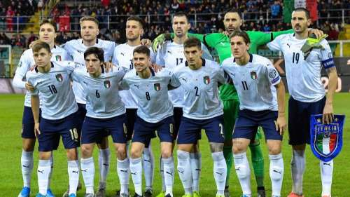 Big contenders: Italy