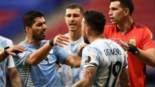 Copa America: Argentina register first win of tournament, beat Uruguay 1-0