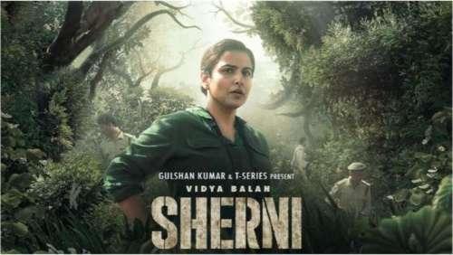 'Sherni' trailer: Vidya Balan figures man-animal conflict in jungle drama