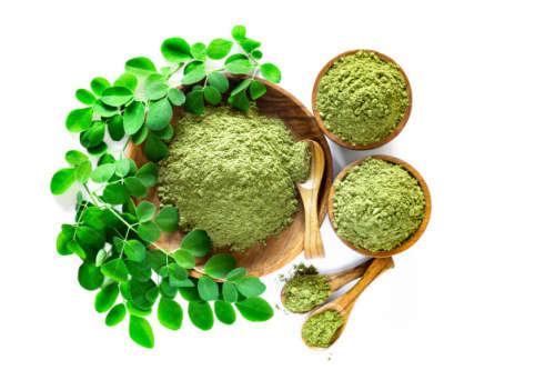 Moringa for skin health