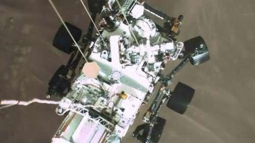 पहली बार सुनाई दी लाल ग्रह की आवाज़, NASA के पर्सिवियरेंस रोवर ने भेजी ऑडियो क्लिप