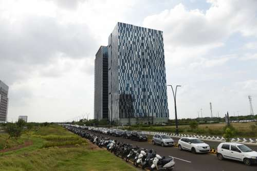 India's first smart city
