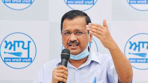 Kejriwal in Punjab: AAP's CM candidate will be a Sikh