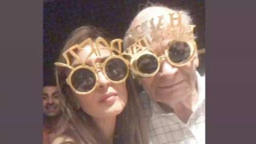 Ranbir Kapoor attends Alia Bhatt's grandfather's birthday bash, see pics