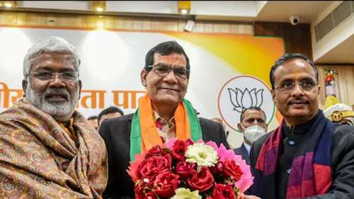 PM Modi's trusted aide, ex-IAS officer AK Sharma made UP BJP Vice President