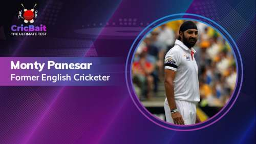 CricBait: The Ultimate Test   Monty Panesar looks ahead to World Test Championship Final