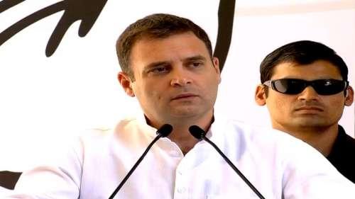 कांग्रेस को बंगाल में एक भी सीट नहीं...! लेकिन CM ममता को राहुल गांधी ने दी बधाई