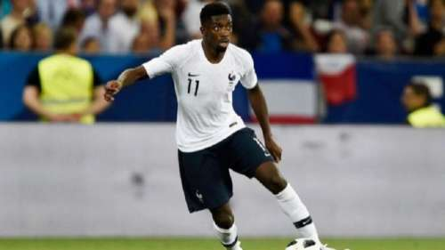 Euro 2020: Major blow to France, Ousmane Dembele ruled out