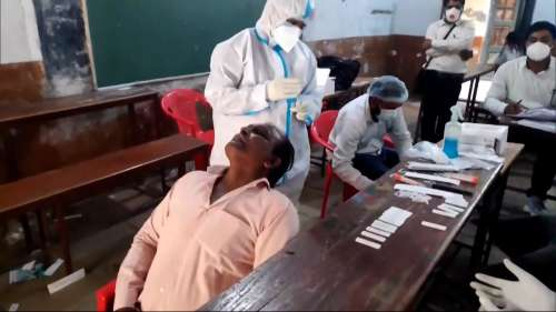 Maharashtra Covid: महाराष्ट्र में तेजी से कम होता कोरोना! एक दिन में 6,270 मामले और 94 की मौत