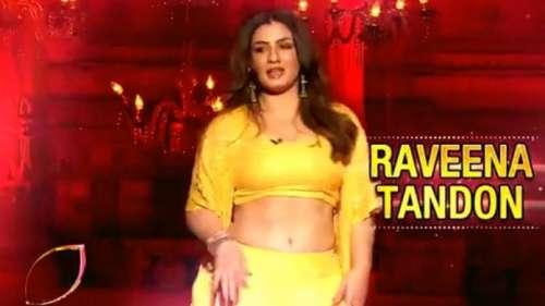 रवीना टंडन ने एक बार फिर 'टिप-टिप बरसा पानी' पर डांस कर लगाई आग, देखिए Video