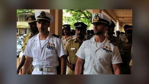 Italian Marines: इतालवी नौसैनिकों को SC से राहत, भारतीय मछुआरों की हत्या का केस खत्म