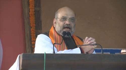 अमित शाह का ऐलान,बिहार में नीतीश के नेतृत्व में ही लड़ेंगे चुनाव