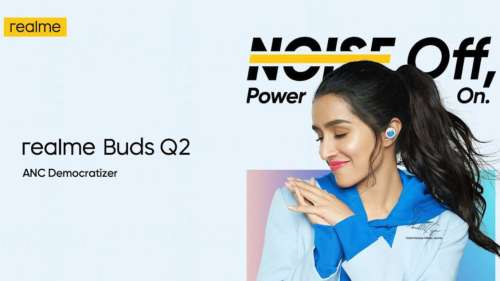 Realme Buds Q2 true wireless earbuds to launch in India on June 24