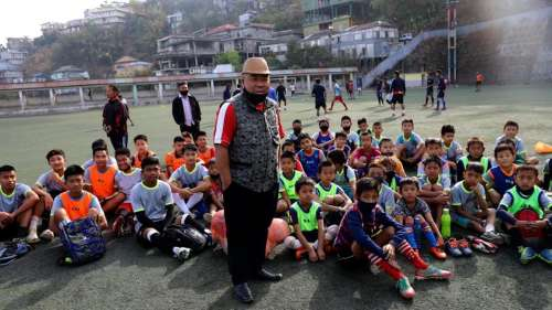 Mizoram minister: ₹1 lakh reward for parents with most kids