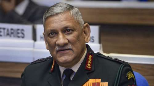 CDS Bipin Rawat: China changed deployment after Galwan, realised need for better training