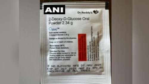 DRDO की 2-DG दवा कोरोना के सभी वैरिएंट पर प्रभावी: रिसर्च