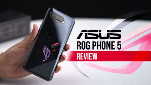 Asus ROG Phone 5 Review: King of the Gaming Monsters!