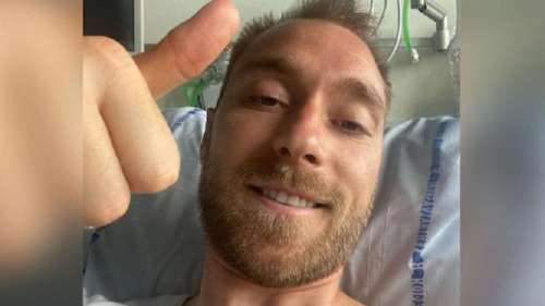 Eriksen cheated death but football career might be over
