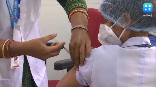 वैक्सीन पर सवाल? जानें जवाब