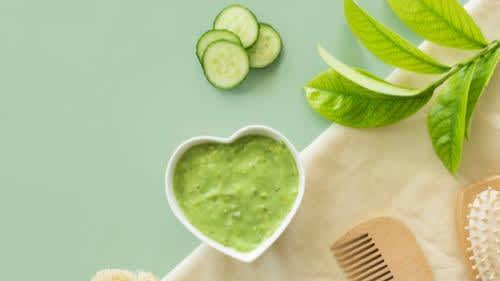 Cucumber: hydrating healer