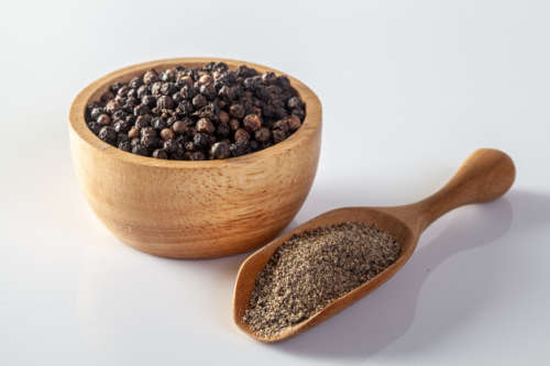 Black pepper for immunity