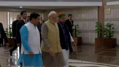 All-party meet on J&K: PM Modi's mega political outreach today