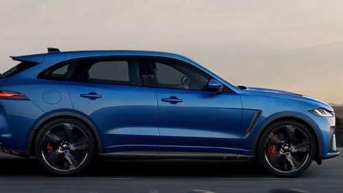 Jaguar Land Rover की नई SUV F-PACE SVR की बुकिंग शुरू, 4 सेकेंड में ही हवा से बातें करती है ये कार