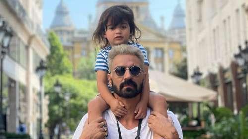 Budapest पहुंचे अर्जुन रामपाल, परिवार के साथ बिता रहें वक्त