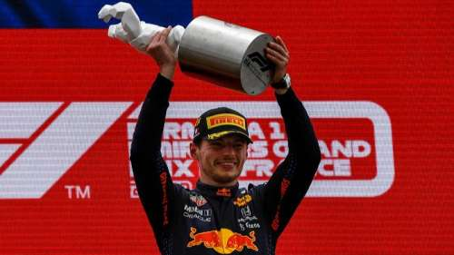 F1: Max Verstappen wins French GP ahead of rival Lewis Hamilton
