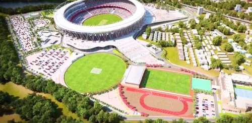 Largest cricket stadium