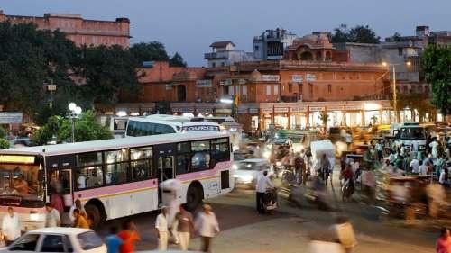 India's GDP forecast slashed