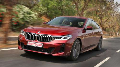 BMW 6 GT first drive review