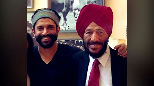 Farhan Akhtar mourns Milkha Singh: 'Can't accept you are gone'