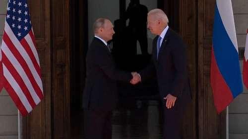 Biden-Putin Meet: जेनेवा में बाइडेन-पुतिन ने मिलाया हाथ, क्या दिल भी मिलेंगे?