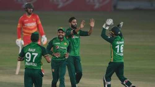 Afridi, Wahabhelp Pakistandefeat Zimbabwe by 26 runs
