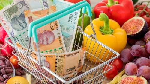 Headline inflation eases