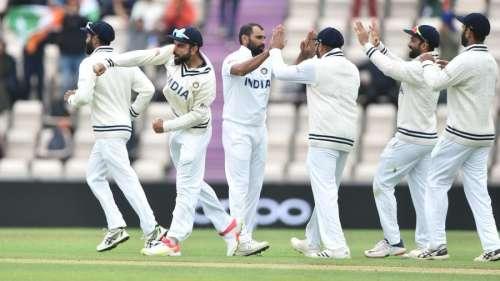 WTC Final: लंच तक टीम इंडिया मजबूत, न्यूजीलैंड ने 135 रनों पर गंवाए 5 विकेट