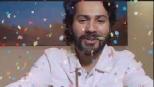 वरुण धवन ने Virtually मनाया क्रिस प्रैट का Birthday, हॉलीवुड स्टार ने कहा 'शुक्रिया'