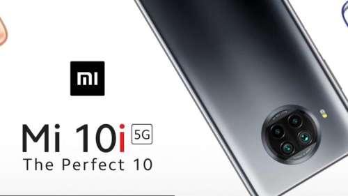 Xiaomi Mi 10i लॉन्च, जानें 108MP कैमरा वाले फोन के फीचर्स और प्राइस