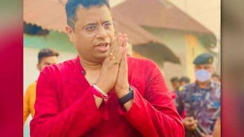 জঙ্গলমহলকে পৃথক রাজ্যের দাবি বিজেপি সাংসদ সৌমিত্র খাঁয়ের