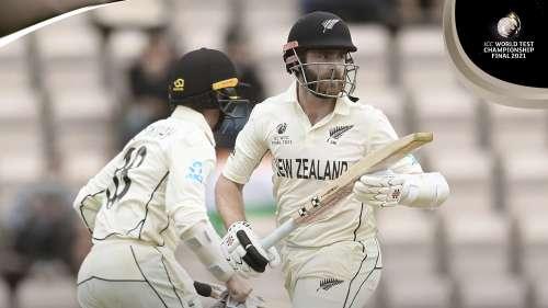 IND Vs NZ: WTC Final के तीसरे दिन का खेल खत्म, न्यूजीलैंड ने 2 विकेट के नुकसान पर बनाए 101 रन