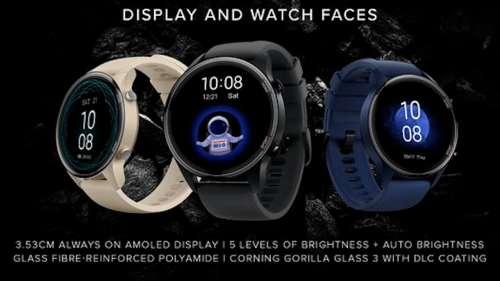 बिल्ट-इन Alexa और ब्लड ऑक्सीजन सेंसर के साथ Mi Watch Revolve Active इंडिया में लॉन्च, देखें कीमत
