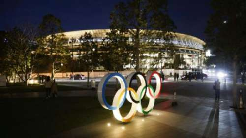 Olympic Village unveiled in Tokyo, facility has a fever clinic