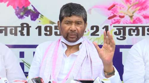 LJP's Paras faction announces national executive before meeting of Chirag group