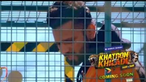 Khatron Ke Khiladi 11: पिंजरे में बंद राहुल वैद्य का चारों तरफ शेरों को देख कर हुआ बुरा हाल