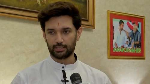 Amid on-going tussle with uncle, Chirag Paswan plans mega roadshow in Bihar