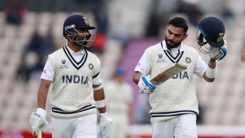 WTC final, Day 2: bad light forces early stumps, India 146/3