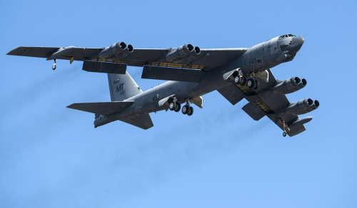 Role of strategic bomber