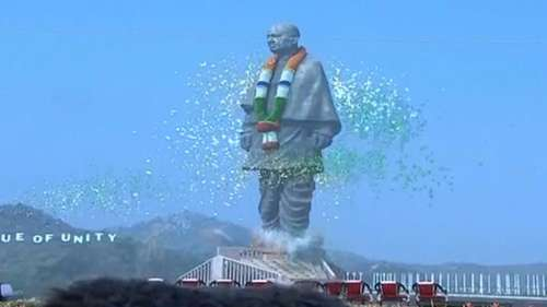 Major milestone: Statue of Unity crosses 50-lakh visitors mark