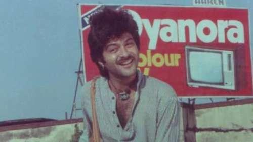 इंडस्ट्री में Anil Kapoor को हुए 38 साल, 'वो सात दिन' थी डेब्यू फिल्म